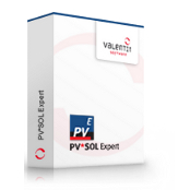 VALENTIN SOFTWARE PV*SOL® Expert 5.5 Planning Software